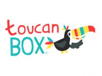 Toucan Box Free Box (£2.95 p&p)