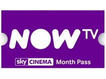 NOW TV Sky Cinema 14 Day Free Trial
